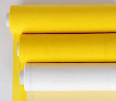 丝印网版制作时为什么大都选择黄色网布?(丝印制版篇)
