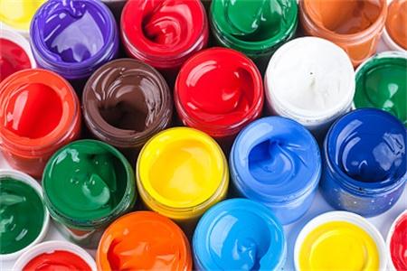 丝印印刷中彩色阶调四色网点渐变色丝网印刷注意事项(半调网频丝印